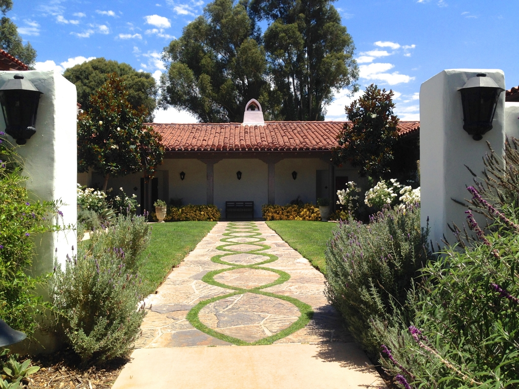 Ojai Valley Inn and Spa Landscaping