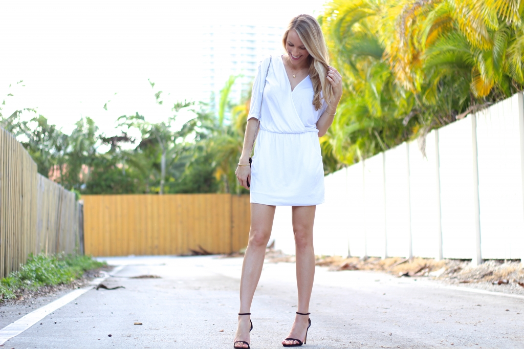 Little White Dress I Adorned With Love