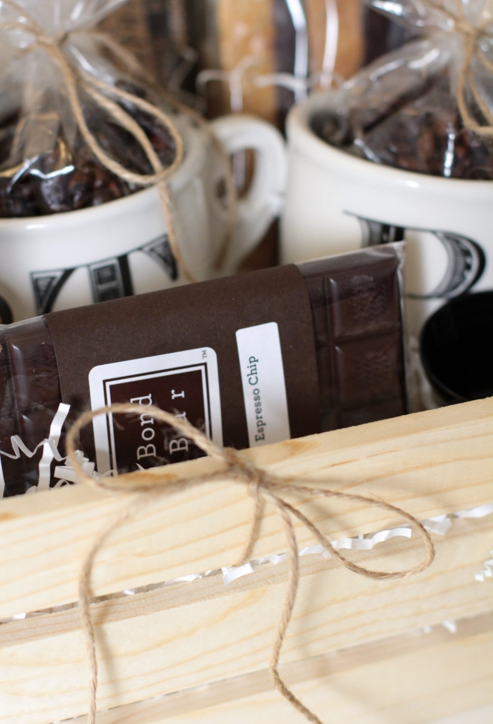 Coffee Gift Box I Adorned With Love