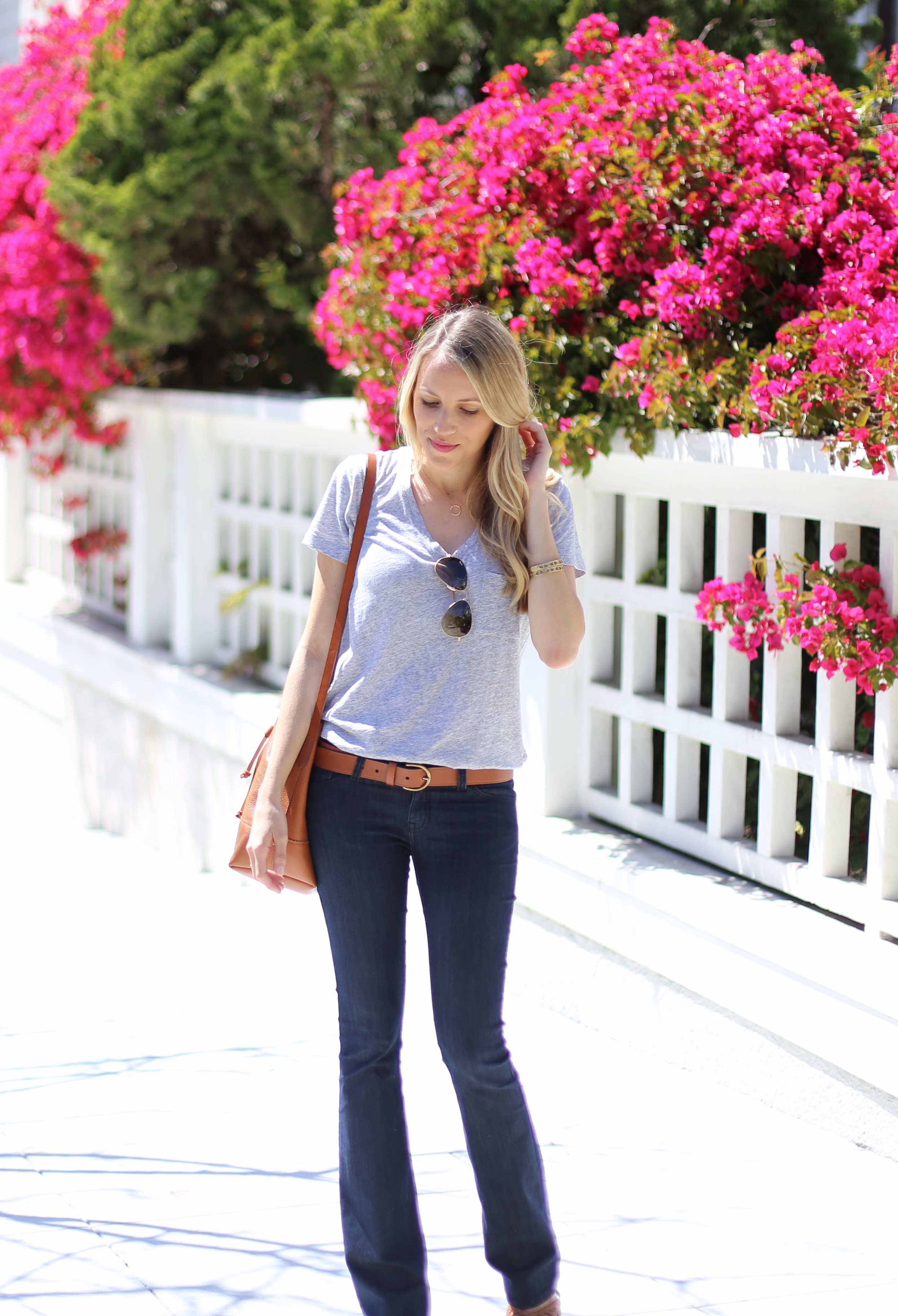 Flared jeans I Adorned With Love