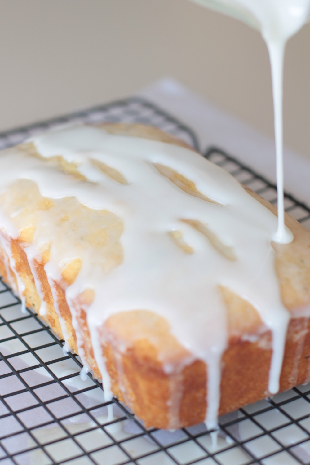 Lemon Rosemary Yogurt Cake - Adorned With Love