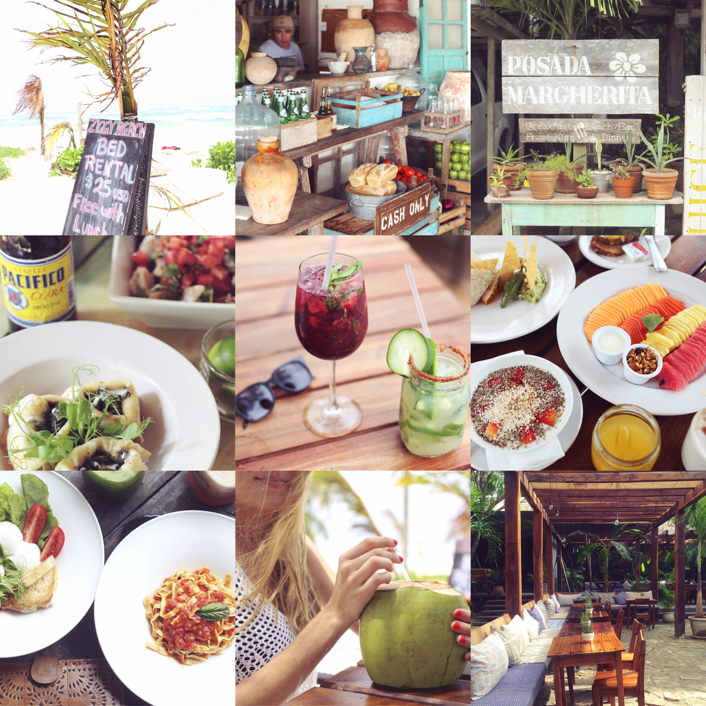 Tulum Travel Guide - Where to eat in Tulum, Mexico.