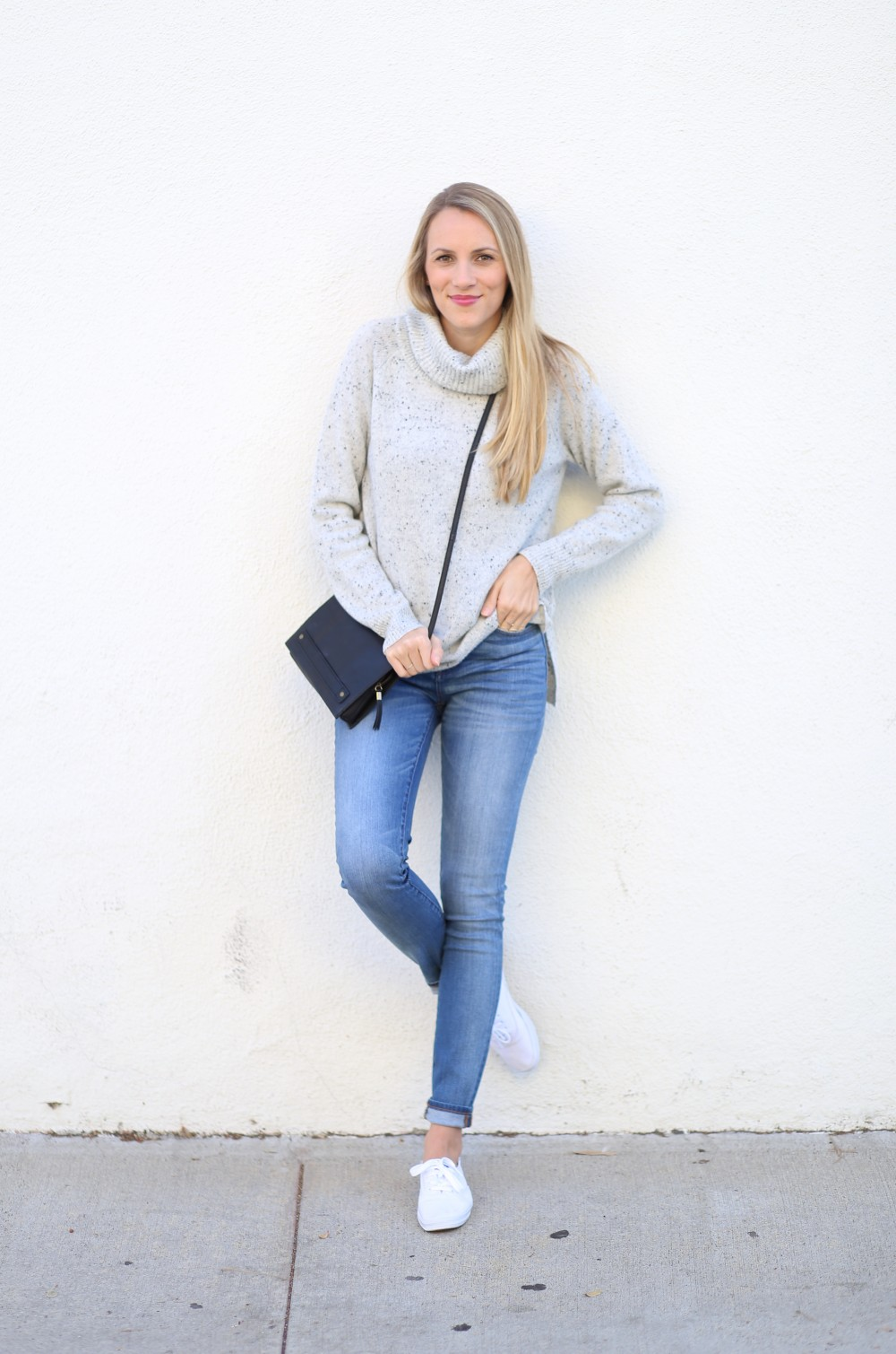 Cozy in cashmere | Adorned With Love