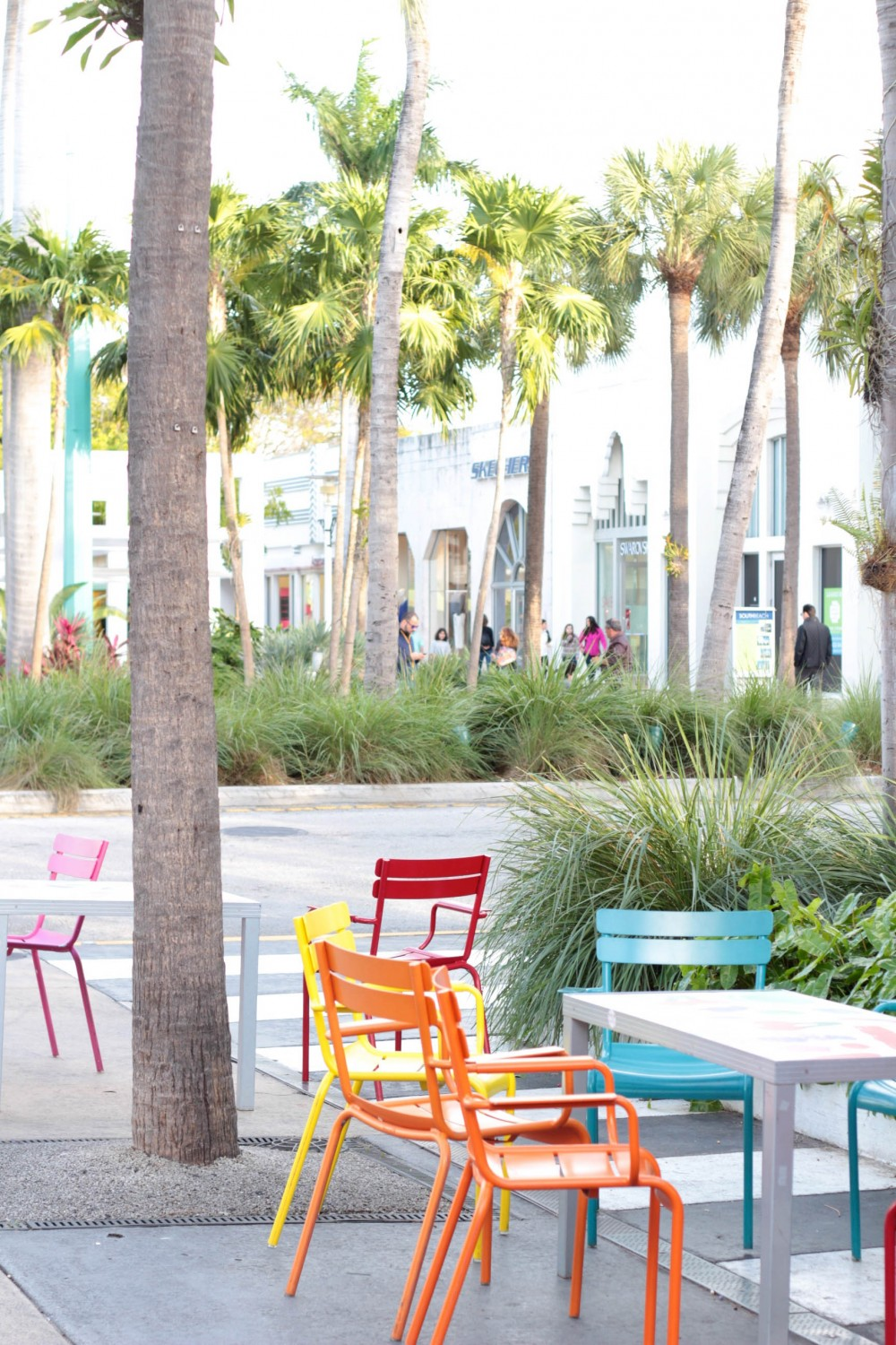Lincoln Road Mall, Miami | Adorned With Love