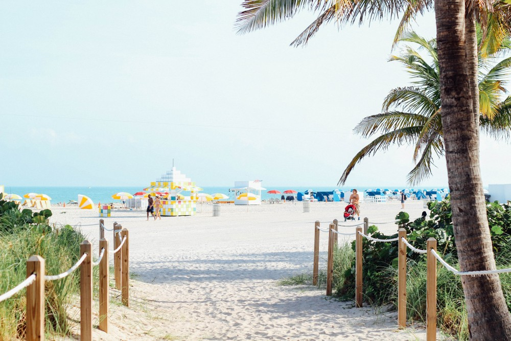 South Beach, Miami | Adorned With Love