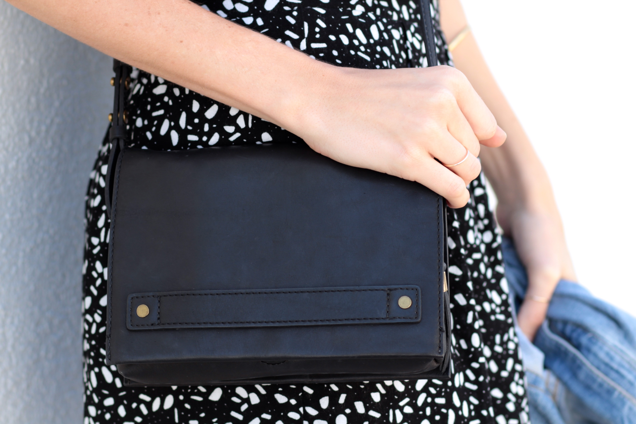 Morgan Crossbody Bag from Madewell   Adorned With Love