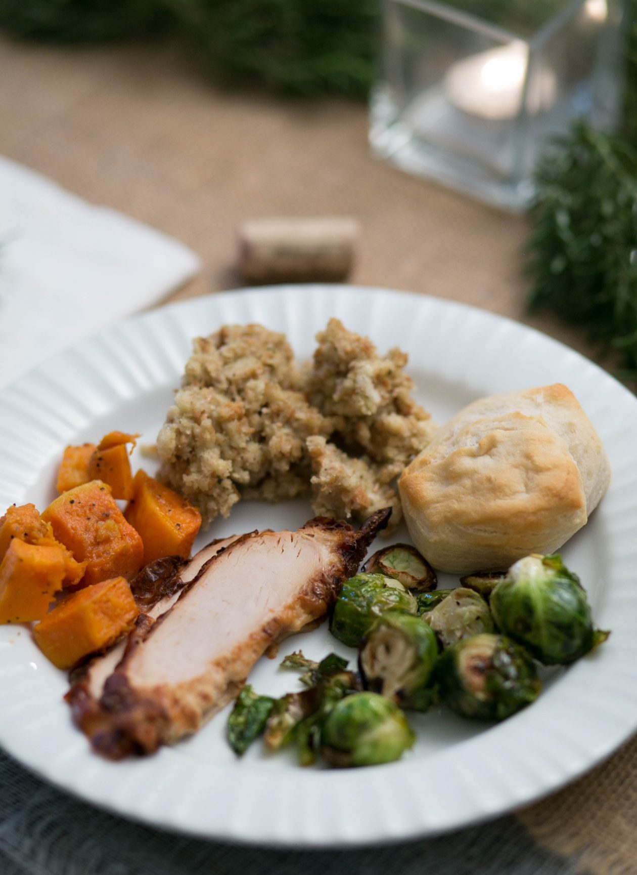 Thanksgiving dishes | Adorned With Love