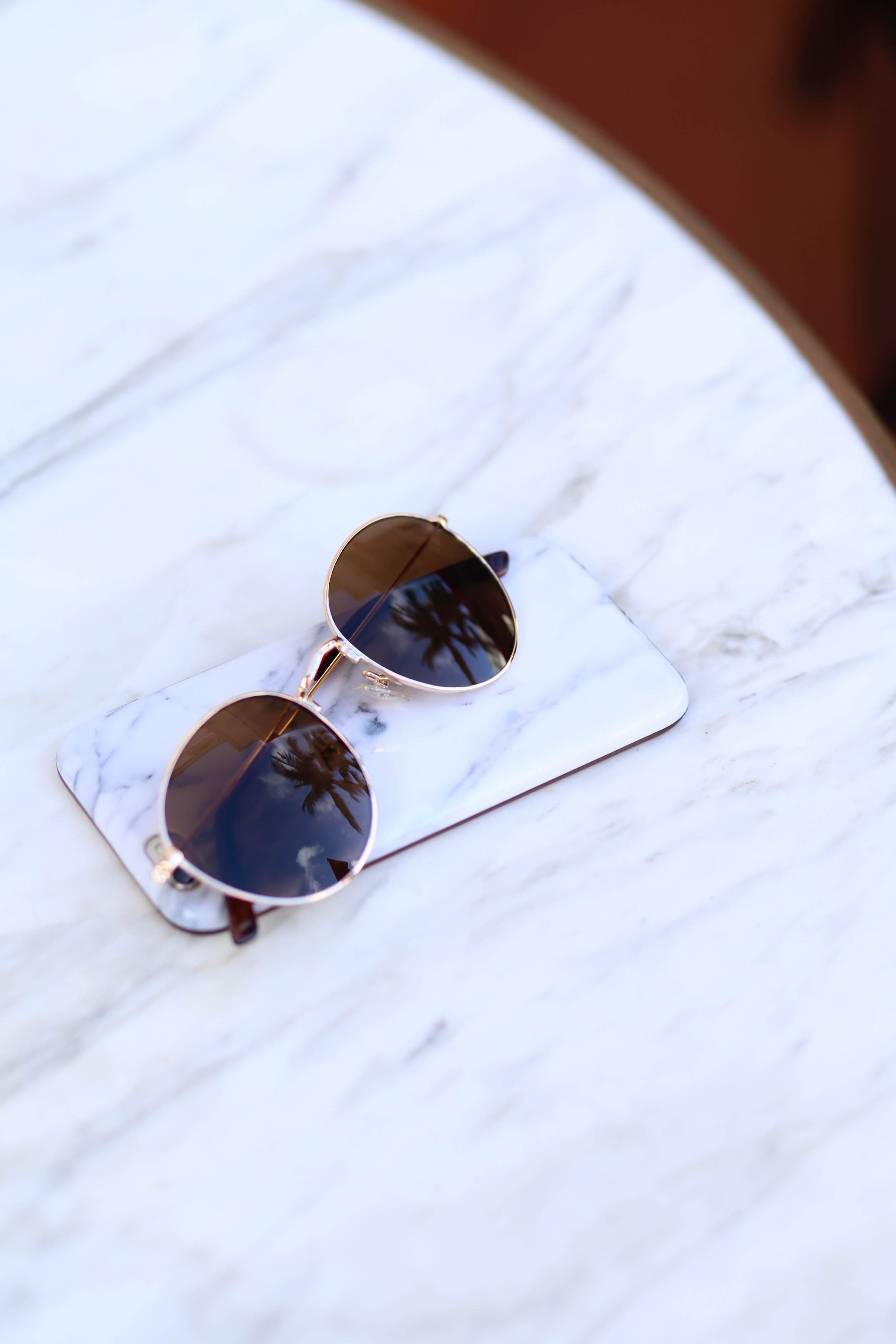 Madewell Fest Aviator Sunglasses | Adorned With Love