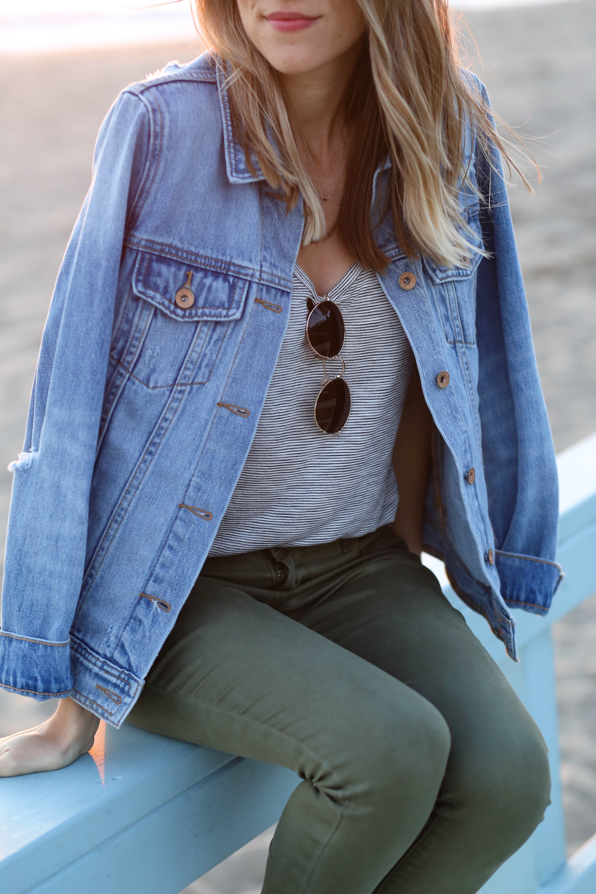 4 Ways To Transition Your Wardrobe From Winter To Spring | Adorned With Love
