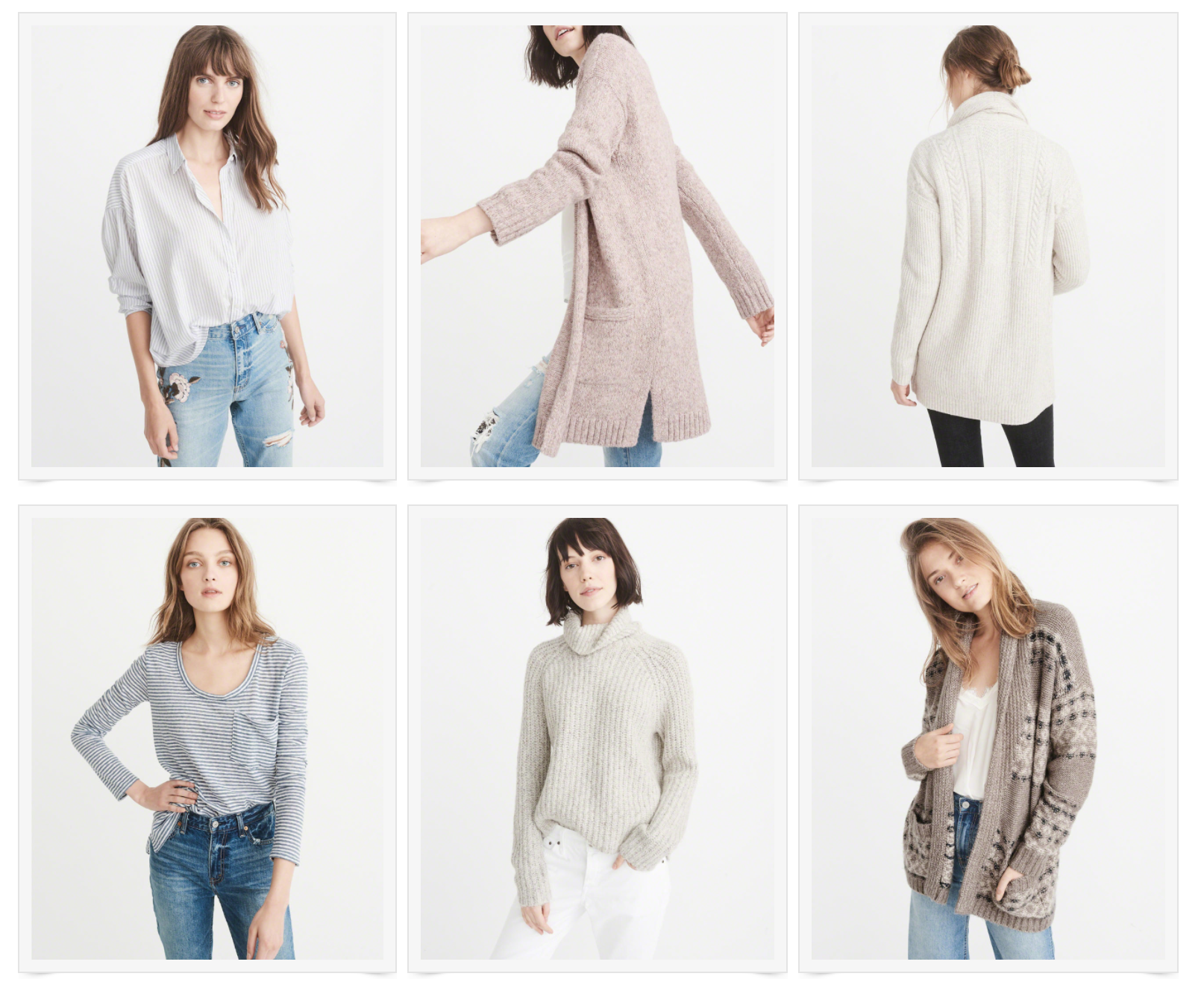 Abercrombie is back, and it's better than ever | Adorned With Love