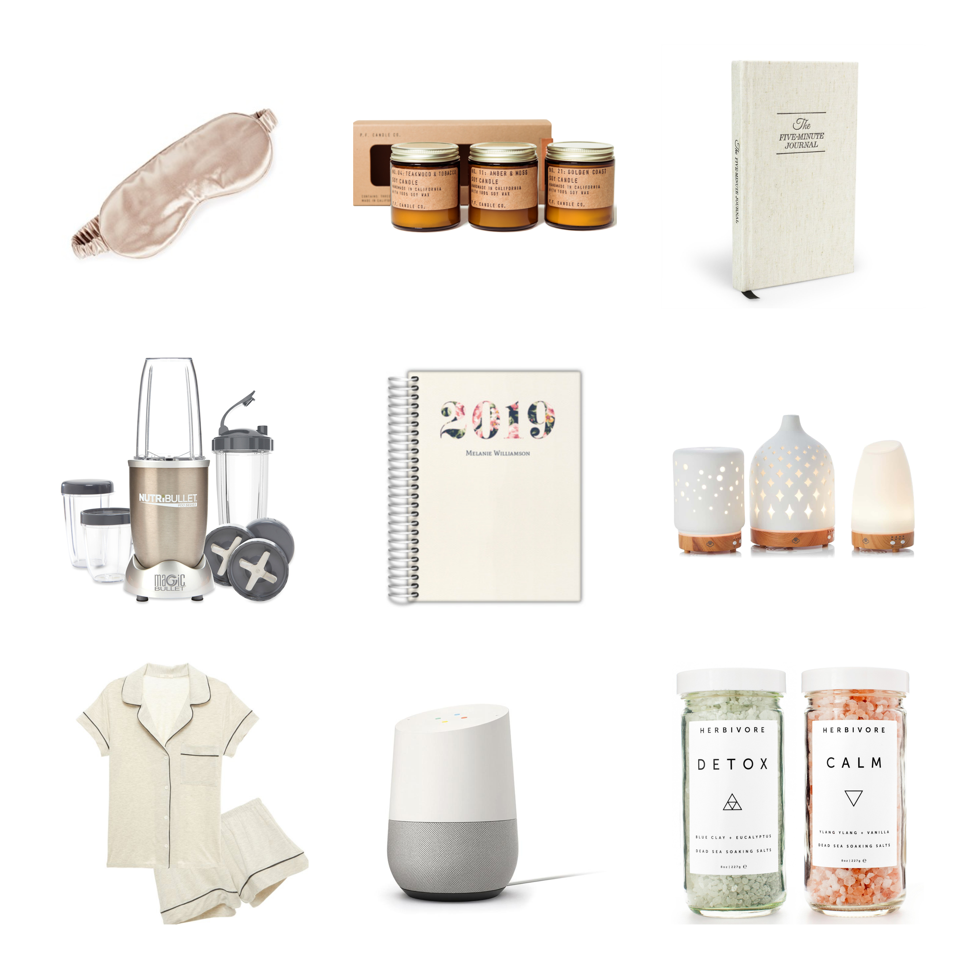 A Gift Guide To Inspire Health & Wellness | Adorned With Love